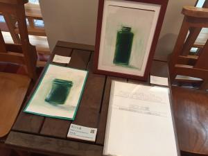 武蔵野美術大学・油絵専攻・田口くんの作品とポートフォリオ
